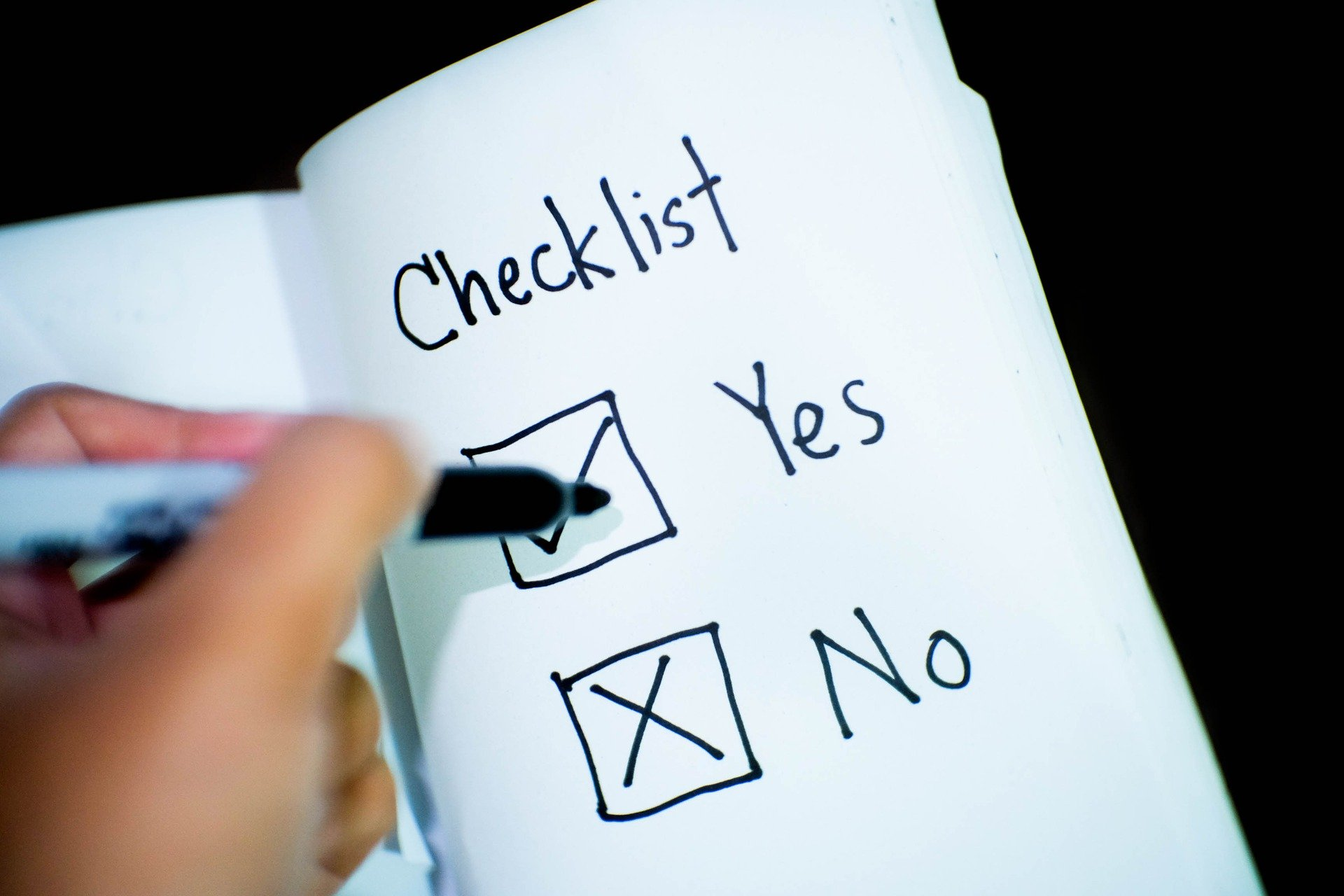 Checklist samenwerking aangaan