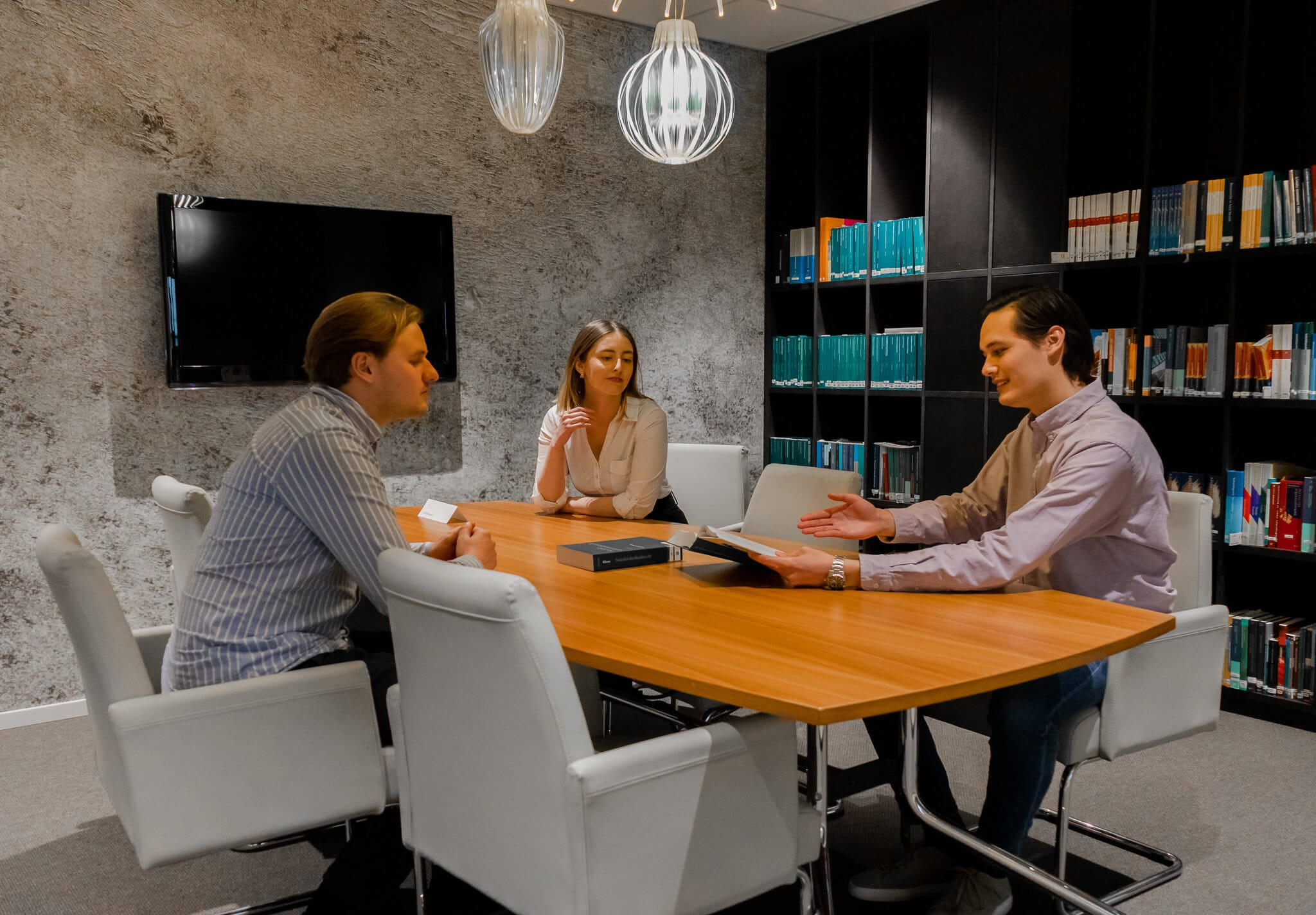 vacature Young Law Legal Team